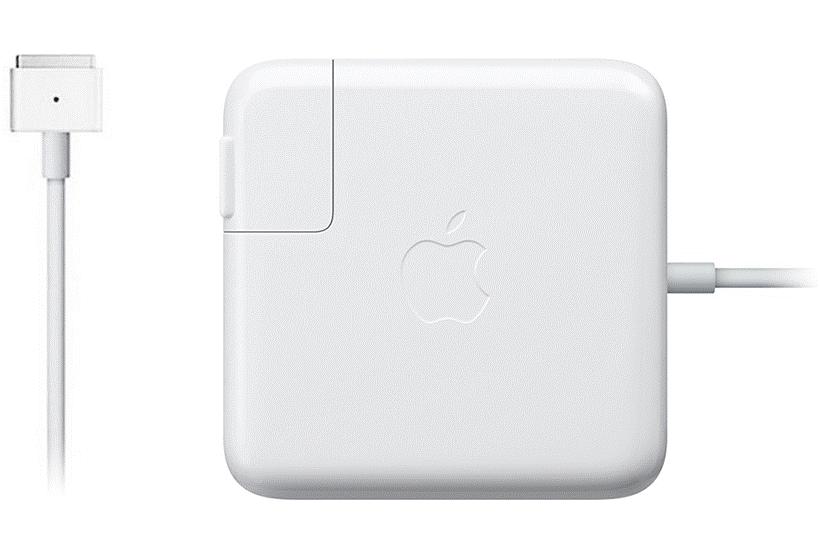"""آداپتور برق 85 وات MagSafe با پورت اتصال مدل  """" T """""""
